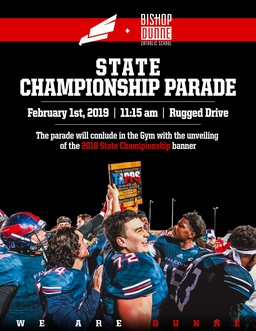 State Championship Football Parade